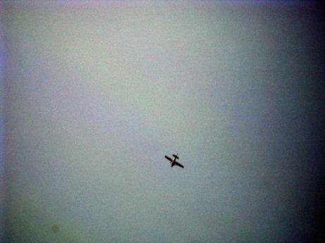 30 minute test flight