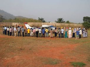 Prayer for the aviation ministry