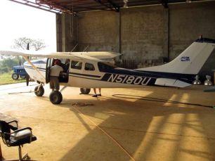 Pre-flight inspection