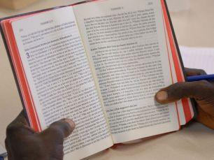 Anufo Bible