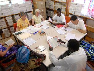 literacy teacher training