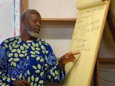 Literacy training seminar