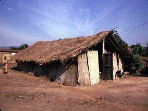 Adeta Church's first building