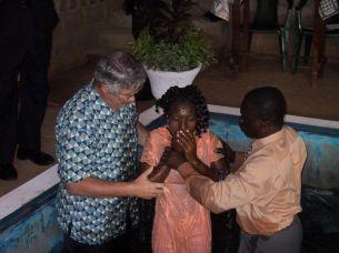 Kelegougan Baptism
