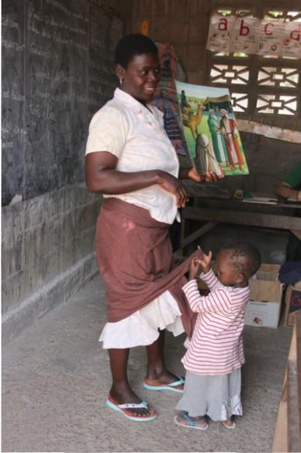 Teacher-Momma