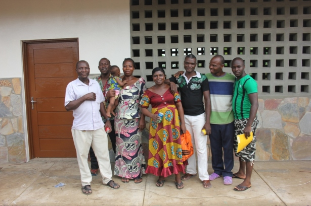 Kpodzi school teachers
