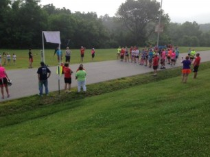 Running to raise funds for ALMA