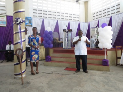 Joseph happy to be preaching on Easter Sunday