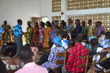 nursing choir
