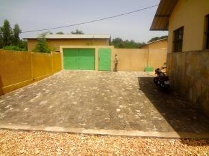 Orphanage gate