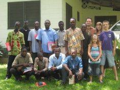 Bible Institute Class 2013