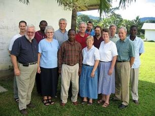 Bible Institute Board, 2006