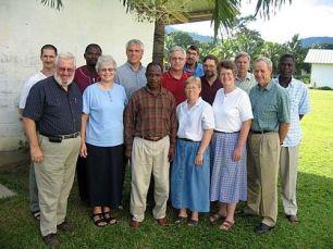 Bible Institute Board, 2006