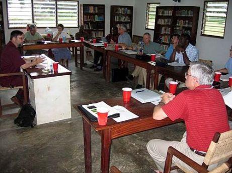 Institute development meeting, 2006