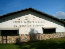Kpalimé Institute building