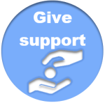Give support